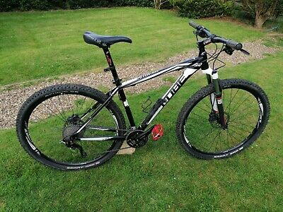 """Cube Attention 29er, Competition Line, 19"""" Frame"""