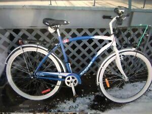 Vélo CCM Navigator look vintage