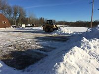 Parking Lot and Acreage snow removal