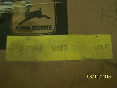 John Deere Parts Pto Shaft 1000 Rpm R33342 4020 Sn -200999 3020 Sn -12299