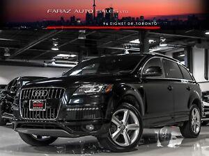 2013 Audi Q7 TDI|S-LINE|B.SPOT|B&O|NAVI|360 CAM|LOADED