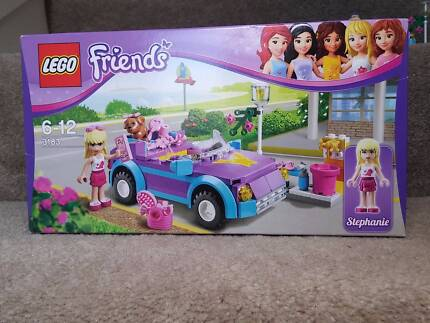 LEGO Friends - Stephanie's Cool Convertible