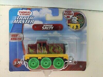 Thomas & Friends Adventures Seaweed Salty Die Cast Train New