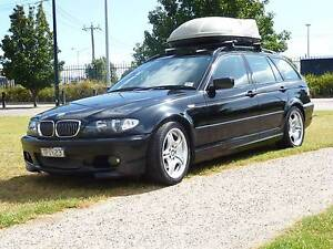 2005 BMW 320i M-Sport Wagon North Geelong Geelong City Preview