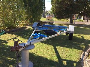 Kayak/small boat trailer Helensburgh Wollongong Area Preview