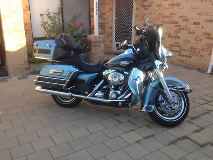 Harley Davidson 2008 Ultra Classic Morley Bayswater Area Preview
