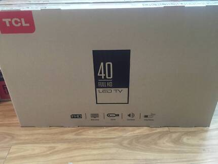 SPECIAL!TCL 40S6000FS 40INCH FULL HD SMART LED TV NETFLIX AT $429