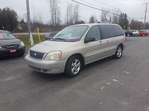 2006 Ford Freestar LEATHER DVD SAFETIED Limited