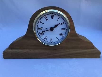 Hand Crafted Timber Desk Clocks