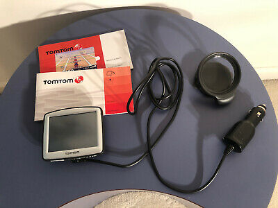 TomTom ONE 125 SE - USA Automotive Mountable, Works Great,  USED N14644