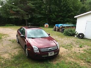 2007 Ford Fusion V6