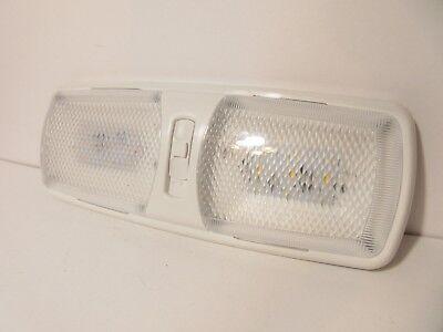 - Lumitronics Designer Double LED RV Dome Light, **SEE BELOW** FREE SHIPPING!!!