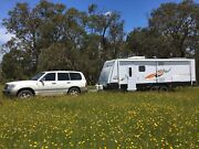 Jayco Basestation Outback 2016 Slideout Lounge Hoddles Creek Yarra Ranges Preview