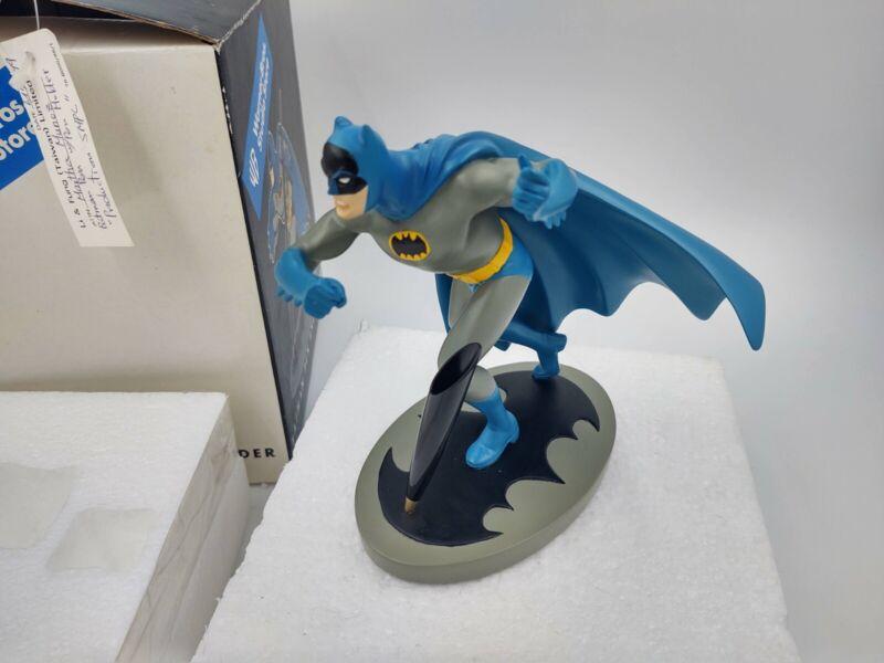 Batman Pen and Holder set Warner Bros Studio Store Sample Prototype 1999