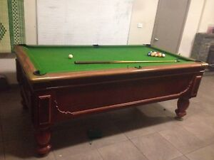 Original billiard  table in great condition Broadmeadows Hume Area Preview