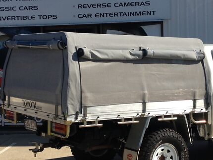Custom Ute Canopies & canvas ute canopies | Other Parts u0026 Accessories | Gumtree ...