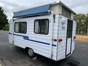 Olympic Rear Entry Poptop - 1992 - RARE ISLAND DBLE BED - ANNEXE Warragul Baw Baw Area Preview