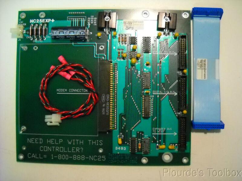 New Danfoss NC25EXP+ Revision 1.5 Controller Board