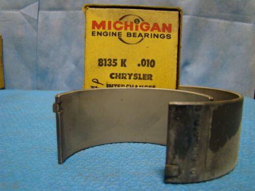 Perkins 354 372 Dodge Chrysler I6 Diesel Engine Rod Bearing SET 6 Pair  010