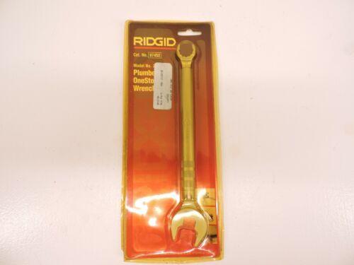 Ridgid- 97452 One-Stop Wrench 27023