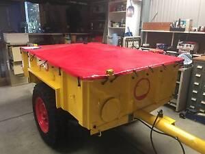 ARMY 1/2 TON TRAILER...REBUILT Ingle Farm Salisbury Area Preview