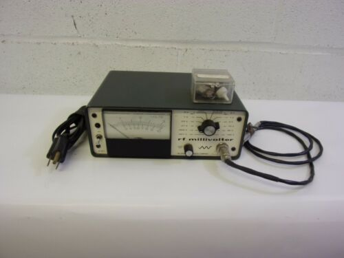 Helper Instruments Co. RF801 RF Millivolter