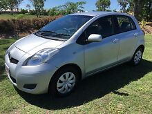 2010 Toyota Yaris YR 5 Door Manual Burdell Townsville Surrounds Preview