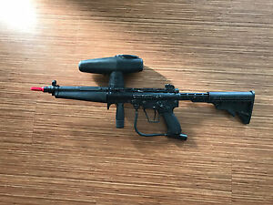 Modded Tippmann A5 and Tactical Gear! PRICE REDUCED! MUST SELL