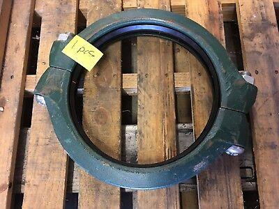 12 Gruvlok Fig 7004 Coupling Green Color Coded New