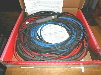 Nos Weld Craft 25 Ft Tig Torch Kit Tigmaster Water-cooled 250amp Wp20-25r