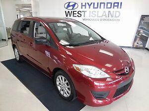 2010 Mazda MAZDA5 2.3L GS 6 PASS. 51$/semaine
