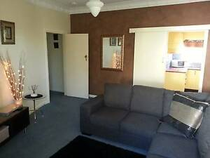 South Perth Large Fully Furnished 2 Bed apartment South Perth South Perth Area Preview
