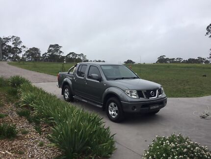 2011 Nissan Navara Ute Hartley Lithgow Area Preview