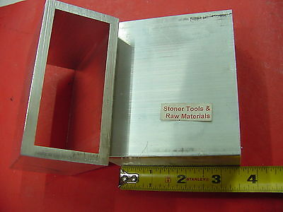 10 Pieces 2 X 4 X 14 Wall 6061 Aluminum Rectangle Tube 3-12 Long T6