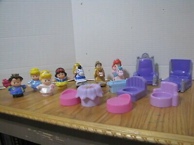 Fisher Price Little People - Disney Figures - Furniture - Klip Klop