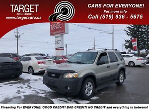 2005 Ford Escape XLT, Super Low Kms Only 111Kms, Drives Good ***