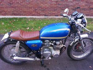 1977 Honda 550 Four K