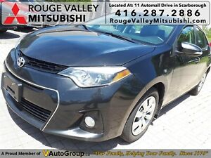 2016 Toyota Corolla S (SINGLE OWNER!! NO ACCIDENTS!!)