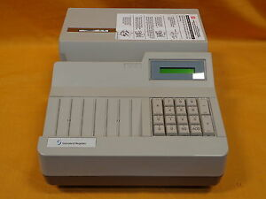 Standard Register TE1916 w/Check Encoder