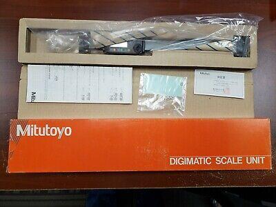 Mitutoyo Digital Scale Unit 572-432 572-472 Absolute 0-8 Sd-8b .04mm.002