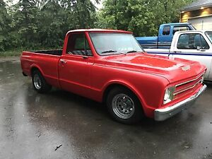 1967 Chevrolet C-10 Shortbox