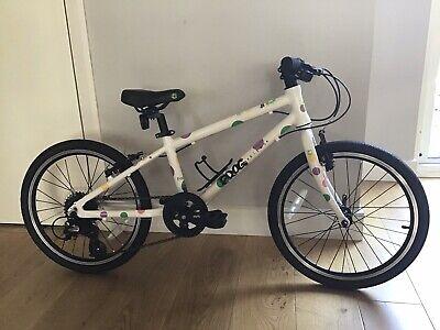 Frog Bike 55 - Spotty - 8 speed - 20 inch wheels lightweight unisex kids bike