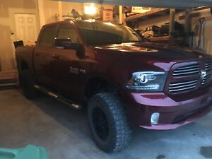 4 inch lift with 35s