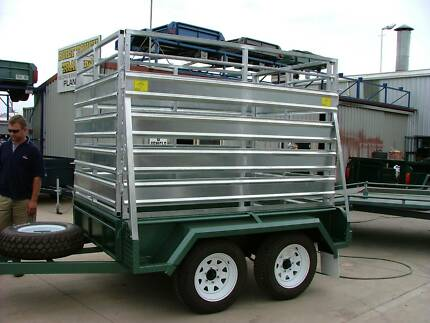SHEEP AND CATTLE TRAILERS BY BUILT TOUGH Willaston Gawler Area Preview