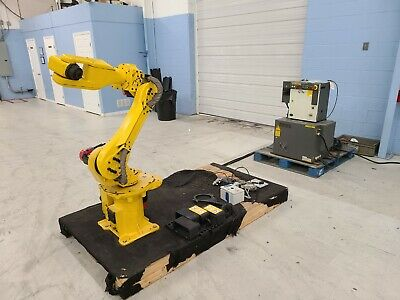Fanuc M-6i Robot W R-j3 Robot Controller - Only 1450 Hours
