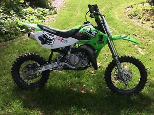 Kx 65 dirt bike
