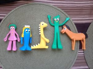 Gumby and friends antique toys collectible
