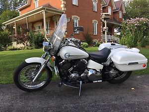 2003 Yamaha 650 Custom - Gorgeous Bike!