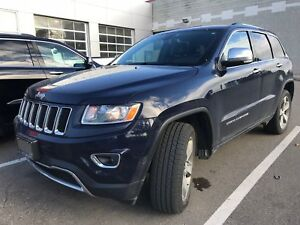 2015 Jeep Grand Cherokee LIMITED 4X4 | TRADE-IN |