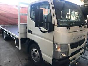 Mitsubishi Fuso Canter ,515, 02/2016, Tray Top Blair Athol Port Adelaide Area Preview